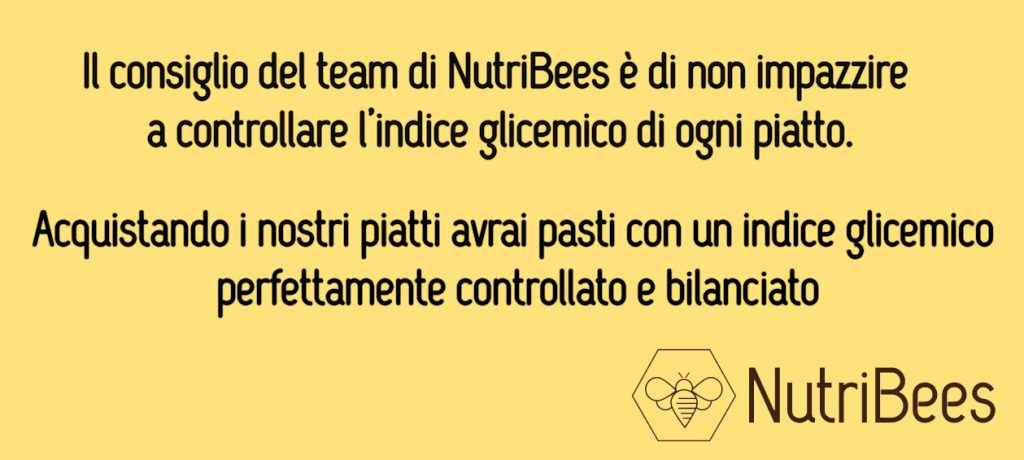 indice glicemico NutriBees