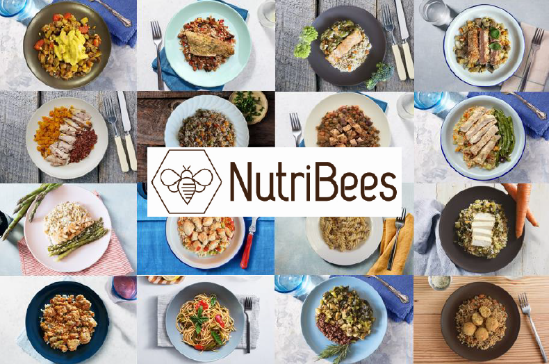 NutriBees Healthy Food Delivery