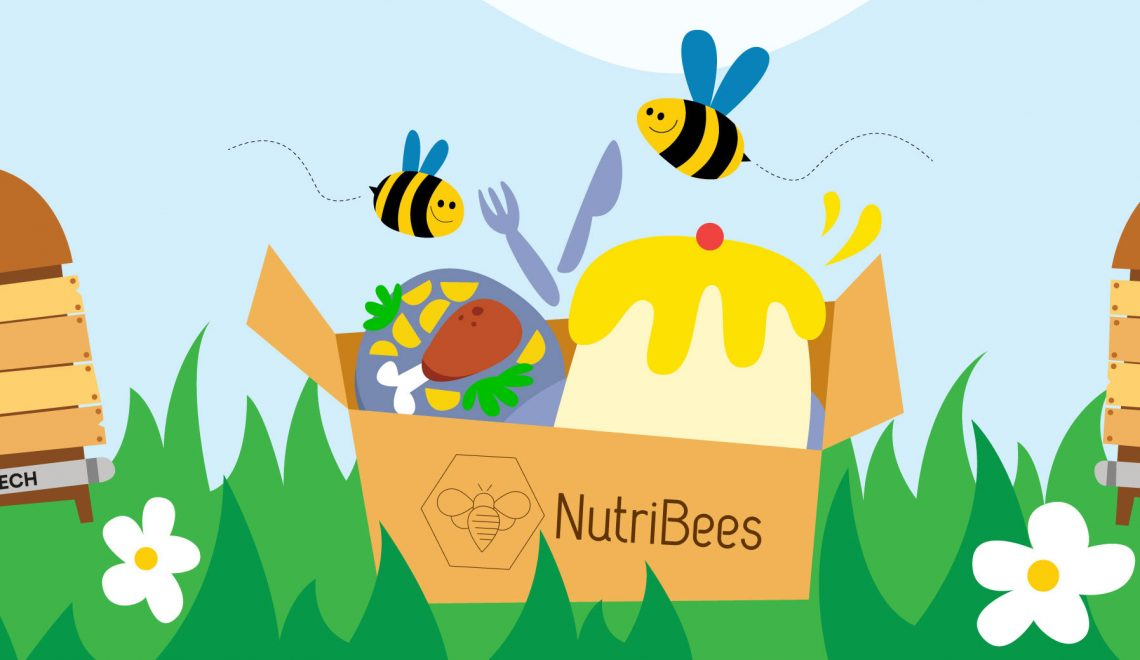 Nutribees e 3Bee