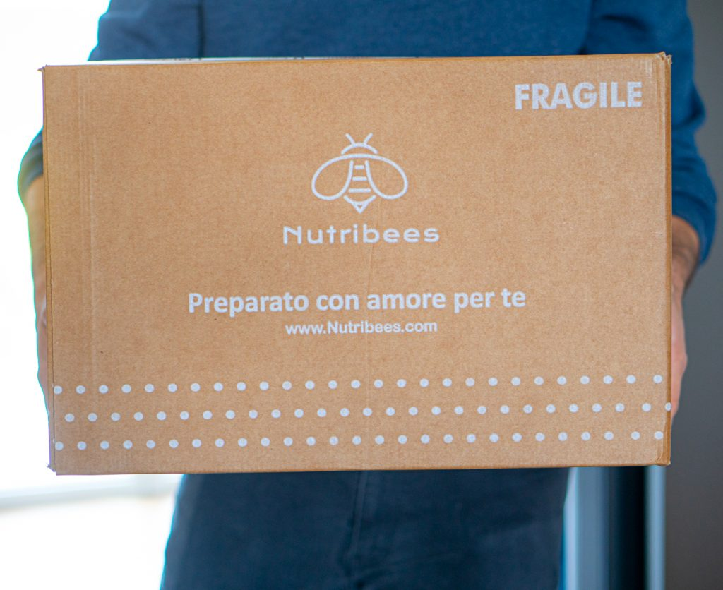 Nutribees is a good way to change your food habits.
